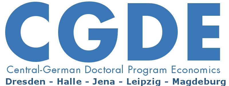 Central-German Doctoral Program Economics (CGDE)